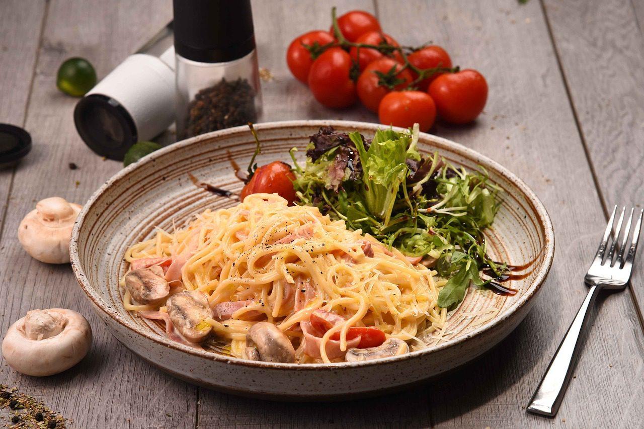 gourmet pasta