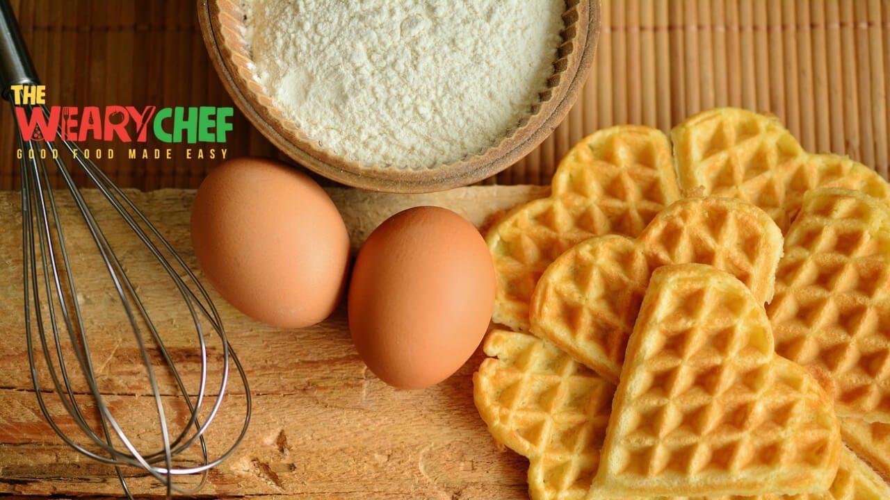 waffles maker waffles-waffles-bake-ingredients