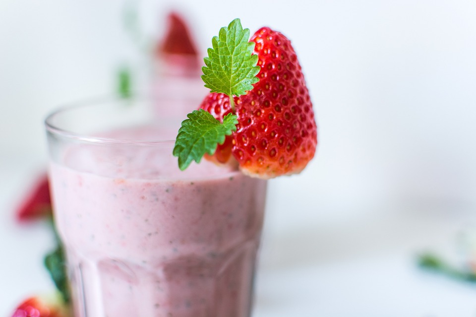 smoothie which you can easily bring in your office