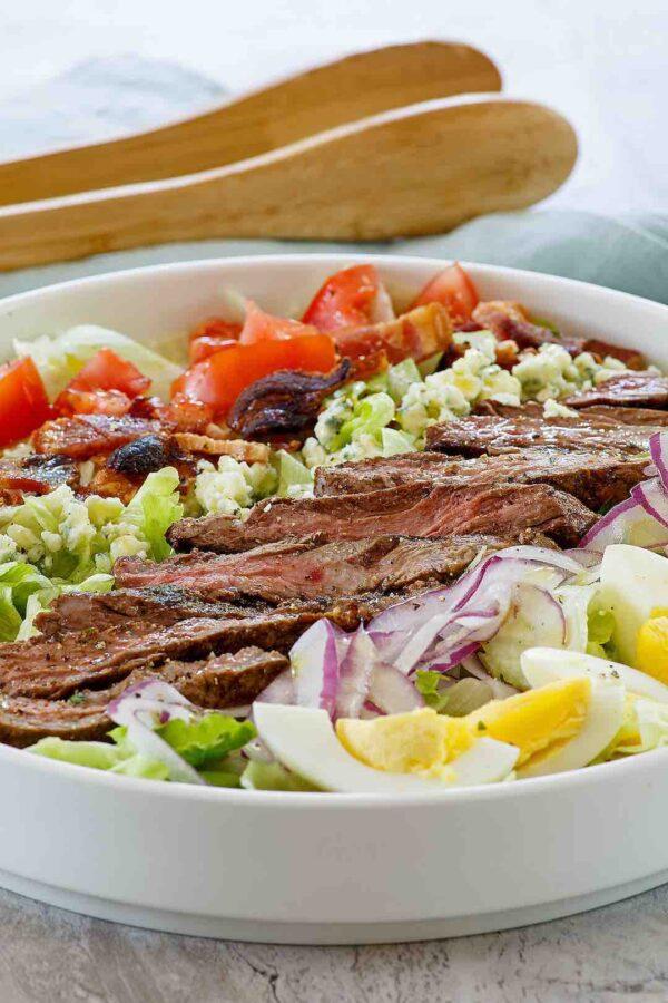 Steak Cobb Salad recipe