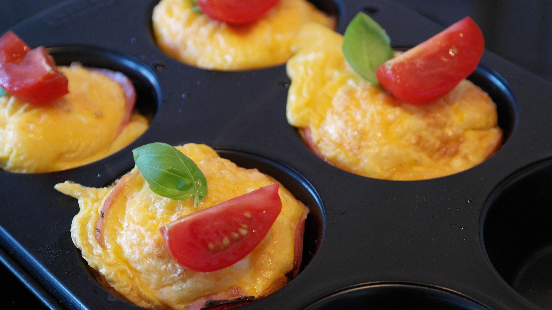 Potato Frittatas