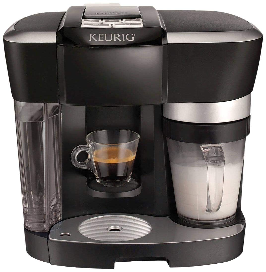 keurig rivo capuccino latte system