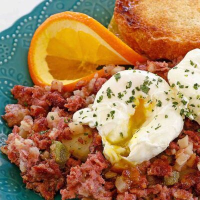 Homemade Corned Beef Hash recipe